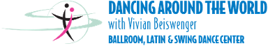 Logo, Ballroom, Latin, & Swing Dance Center - Dance Instruction