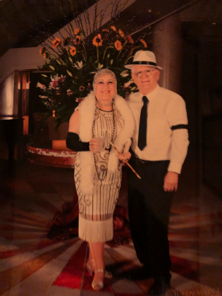 New Years Day 2018 Roaring Twenties Ball