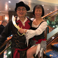 2019 Holiday Cruise Buccaneers Ball