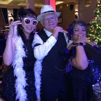 New Years Day 2020 Roaring Twenties Ball