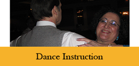 Dance Instruction button